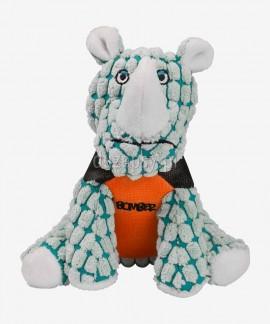 Nosorożec SPIKE Pluszowa zabawka dla psa piszcząca ZEUS Bomber Special Forces, 2 rozmiary