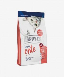 Happy Cat Sensitive Kaczka karma dla kotów wrażliwych 1,4 kg