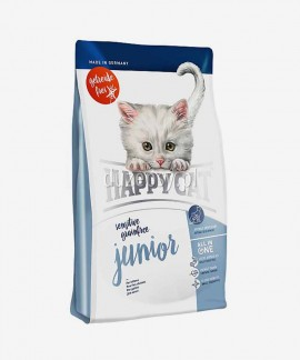 Happy Cat Sensitive Junior bezzbożowa karma dla kota juniora 1,4 kg