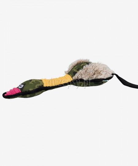 Zabawka dla psa kaczka wydająca dźwięki Trixie 35 cm