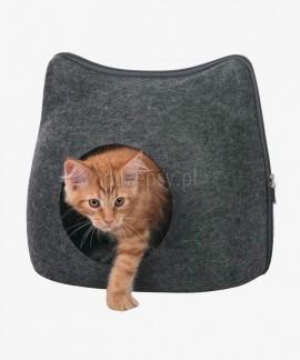 Trixie Legowisko dla kota domek CAT