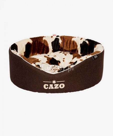 Eleganckie legowisko dla kota owalne Cazo COUNTRY STYLE