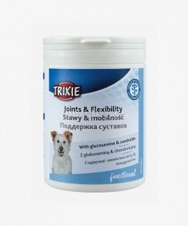 Glukozamina i chondroityna preparat na stawy dla psa JOINTS & FLEXIBILITY Trixie 220 g