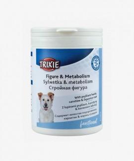 Preparat dla psów z nadwagą wspomagający odchudzanie FIGURE & METABOLISM Trixie 175 g