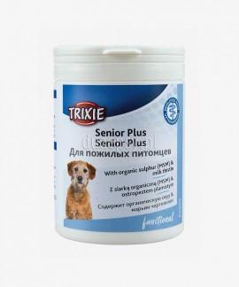 Preparat dla psów seniorów z siarką organiczną o działaniu przeciwbólowym i przeciwzapalnym SENIOR PLUS Trixie, 175 g