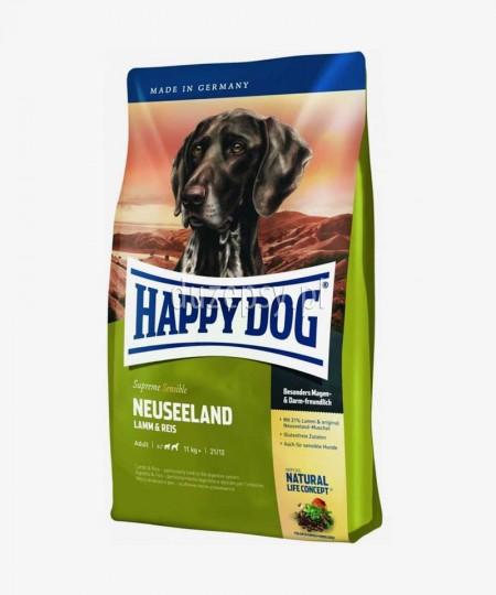 Happy Dog Neuseeland karma dla dorosłych psów z nietolerancją pokarmową 12,5 kg