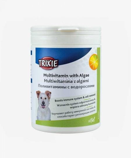 Multiwitamina + algi odżywka dla psa Trixie, tabletki 220 g