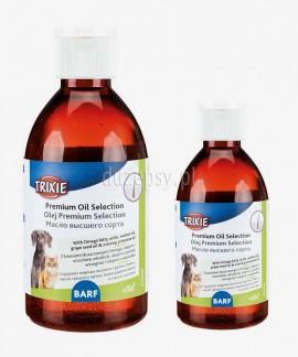 Olej PREMIUM SELECTION z Omega 3 i Omega 6 dla psa Trixie