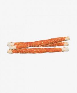 Naturalne gryzaki dla średniego psa z mięsem kurczaka PALUSZKI 17 cm, op. 3 sztuki
