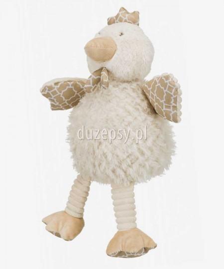 Zabawka dla psa kura wydająca autentyczne dźwięki Trixie 44 cm