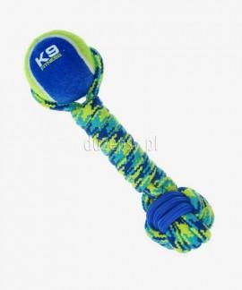 Zabawka dla dużego psa hantel Zeus K9 Fitness 28 cm