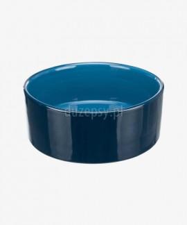 Miska ceramiczna dla psa Trixie, niebieska