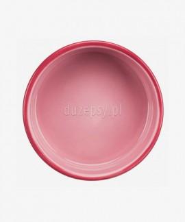 Miska ceramiczna dla psa Trixie, różowa