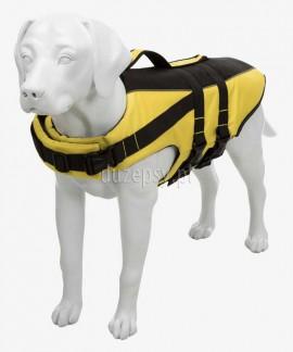 Kamizelka ratunkowa dla psa Trixie - kapok do pływania