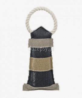 Zabawka dla psa piszcząca latarnia morska BE NORDIC ø 29 cm