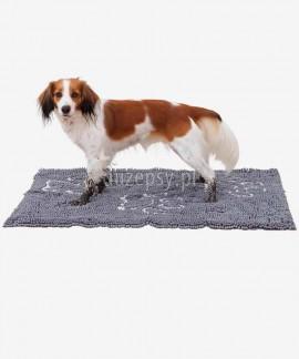 Wodoodporna mata dla dużego psa wchłaniająca brud Trixie, do 120 cm