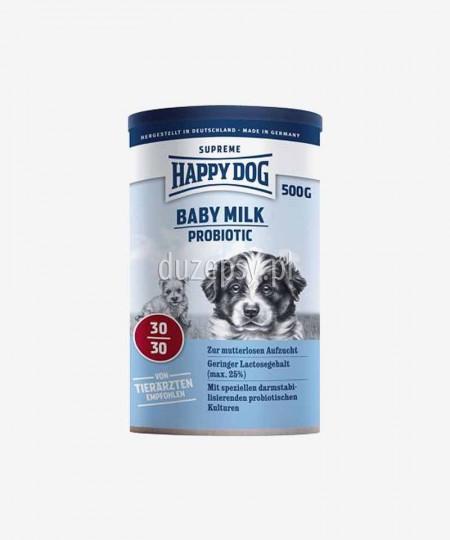 Happy Dog Baby Milk Probiotic mleko dla szczeniąt 500g
