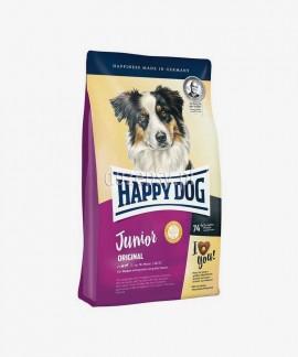 Happy Dog Junior Original karma dla młodych psów dużych i średnich ras 4 kg