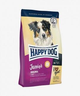Happy Dog Junior Original karma dla młodych psów dużych i średnich ras 10 kg