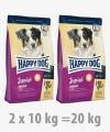 Happy Dog Junior Original karma dla młodych psów dużych i średnich ras 20 kg