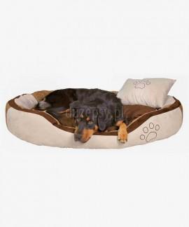 Legowisko dla psa owalne z poduszką BONZO Trixie