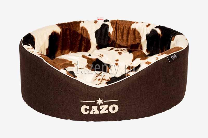 Legowisko dla psa owalne Cazo Country Style. Legowisko puchowe dla psa Cazo Country Style. Ekskluzywne legowiska dla psów. Cazo country style tanio.