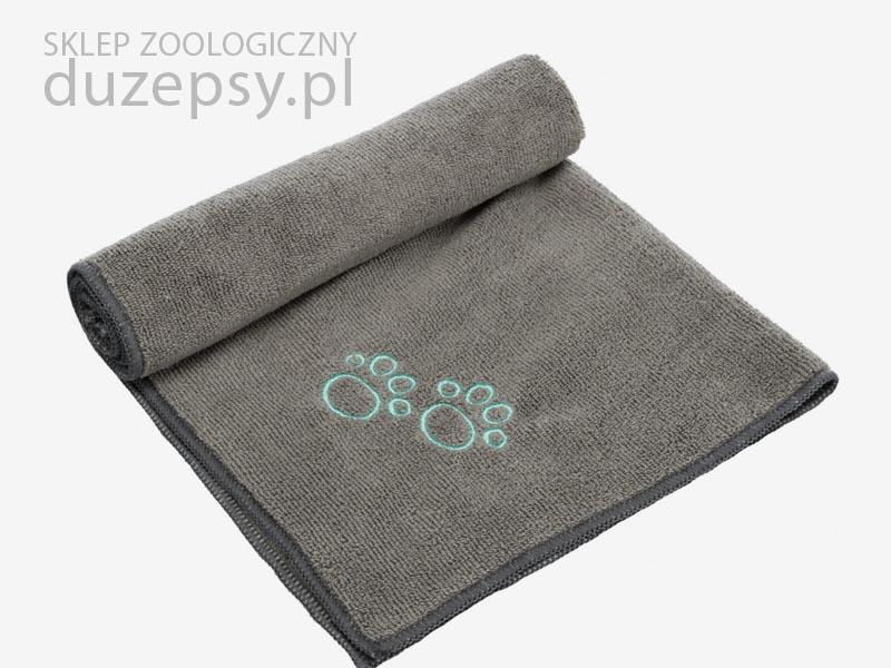 Ręcznik dla psa z super chłonnej mikrofibry Trixie, ręczniki dla psa, ręczniki dla psów, super chłonny ręcznik dla psa Trixie; super chłonny ręcznik do osuszania sierści psa; rękawica ręcznik do wycierania psa; rękawica do pielęgnacji sierści psa; rękawica Trixie do suszenia sierści; pielęgnacja sierści psa po kąpieli; akcesoria dla psów, sklep zoologiczny internetowy; DuzePsy.pl; hurtownia zoologiczna