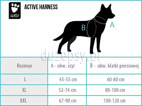 Szelki Hurtta Active dla dużego psa; hurtta sklep; hurtta active; szelki hurtta; szelki dla dużych psów; szelki dla dużego psa; szelki dla owczarka niemieckiego; szelki dla labradora; szelki do biegania z psem; szelki dla psa mocne; szelki odblaskowe dla psa; miękkie szelki dla psa; szelki dla durzych psow; szelki duze psy; szelki samochodowe dla psa; szelki dla dużego psa xl; szelki do pracy dla psa; szelki dla dobermana; wygodne szelki dla dużych psów; sportowe szelki dla dużych ras; sportowe szelki dla dużych psów; szelki duży pies; szerokie szelki dla psa; szelki dla dużego psa berneński; szelki dla ras olbrzymich; profesjonalne szelki dla psa; sklep zoologiczny duzepsy.pl