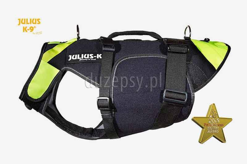 Kamizelka wielofunkcyjna dla psa Julius-K9 IDC 3 w 1. Kamizelka ratunkowa dla psa. Uprząż rehabilitacyjna dla psa. Kamizelki ratunkowe dla psa. Kapok dla psa. Kapok dla dużego psa. Uprząż rehabilitacyjna dla dużego psa. Kamizelka do pływania dla psa.