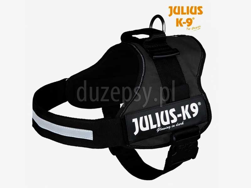 Szelki dla dużego psa Julius-K9 Power. Szelki julius k9 duże. Szelki julius k9 power. Szelki odblaskowe dla psów. Szelki dla dużego psa. Szelki z uchwytem do szkolenia psa.