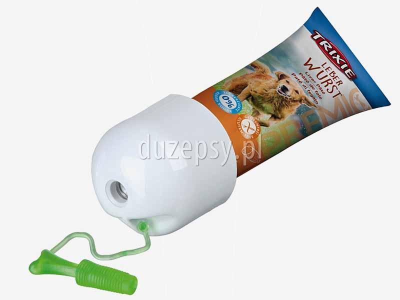Osłona na tubę z pasztetem dla psa
