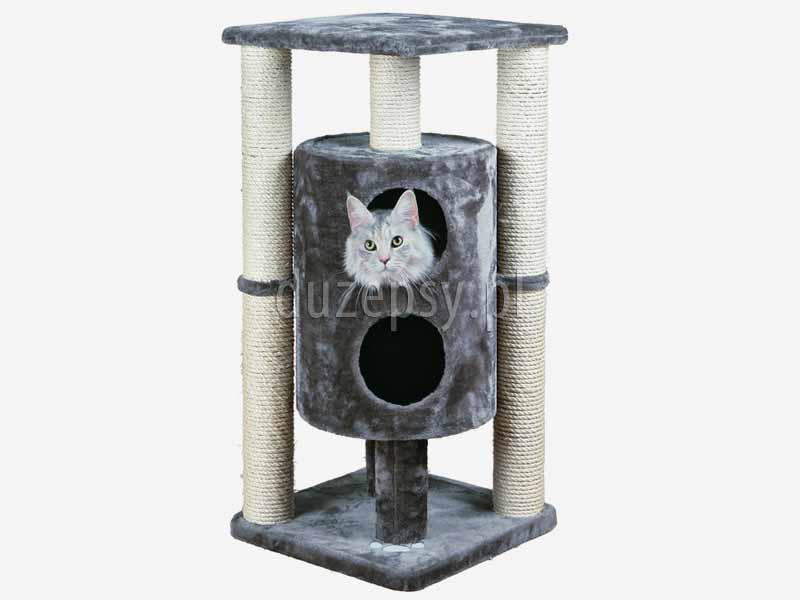 Drapak dla kota z domkiem. Drapaki dla kota sklep. Drapaki dla kotów trixie. Drapak dla kota słupek z półką i domkiem FRESH LIME Trixie. Domki dla kotów z drapakiem. Domek dla kota z drapakiem. Eleganckie drapaki dla kotów. Drapaki z sizalu. Legowisko dla kota z drapakiem. Drapak dla kota słupek. Tanie drapaki dla kotów. Drapaki dla kotów. Tani drapak dla kota. Sklep zoologiczny duzepsy.p. Drapaki Trixie, słupek z półką, akcesoria dla kotów.
