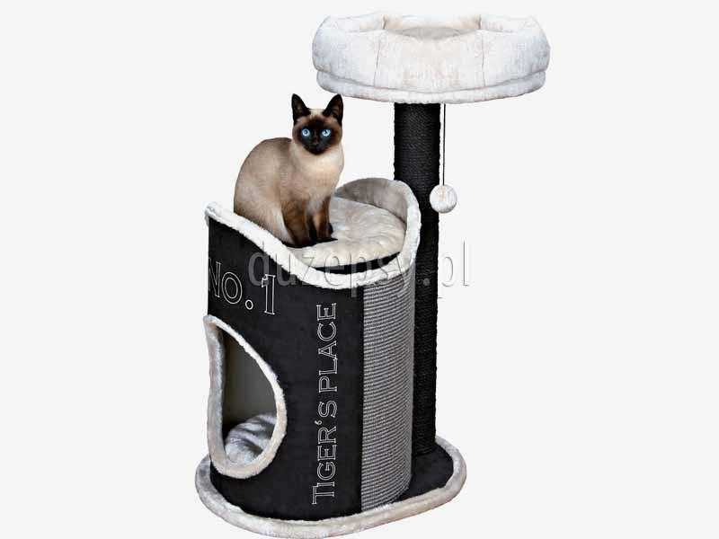 ekskluzywny drapak dla kota; drapak dla kota z domkiem; drapak dla kota wieża; wieza dla kota trixi, drapak dla dużego kota, elegancki drapak dla kota; domek dla kota z drapakiem Trixie; drapaki dla kota; domek dla kota; legowisko dla kota z drapakiem; drapak dla kota sklep internetowy; drapak dla kota Trixie; drapaki z sizalu; drapaki dla kotów sklep online; drapak dla kota zamek; sklep zoologiczny; hurtownia zoologiczna; duzepsy.pl; drapaki Trixie; akcesoria dla kotów
