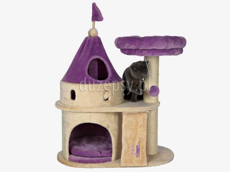 ekskluzywny drapak dla kota; drapak dla kota z legowiskiem; drapak dla kota zamek, elegancki drapak dla kota; domek dla kota z drapakiem Trixie; drapaki dla kota; domek dla kota; legowisko dla kota z drapakiem; drapak dla kota sklep internetowy; drapak dla kota Trixie; drapak dla kota exclusive, drapak dla kota fioletowy, drapaki z sizalu; drapaki dla kotów sklep online; drapak dla kota zamek; drapak dla kota 100 cm, drapak dla kota wieża, drapak dla kota wysoki, sklep zoologiczny duzepsy.pl; drapaki Trixie; akcesoria dla kotów