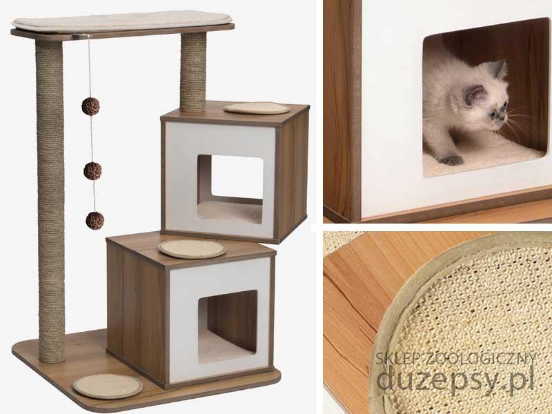 ekskluzywny drapak dla dwóch kotów; drapak dla kota drewniany; drapak dla kota exclusive; ekskluzywny drapak dla kota; drapak dla kota z domkiem; drapak dla kota maine coon; drapak dla kota brytyjskiego, domek dla kota z drapakiem; drapaki dla kotów; domek dla kota; drapak dla kota norweskiego; drapak dla dużego kota; drapak dla kota sklep; drapak dla kota ragdoll; drapaki dla kotów sklep online; drapak dla kota z trawy morskiej, drapak dla kota 100 cm, duzepsy.pl