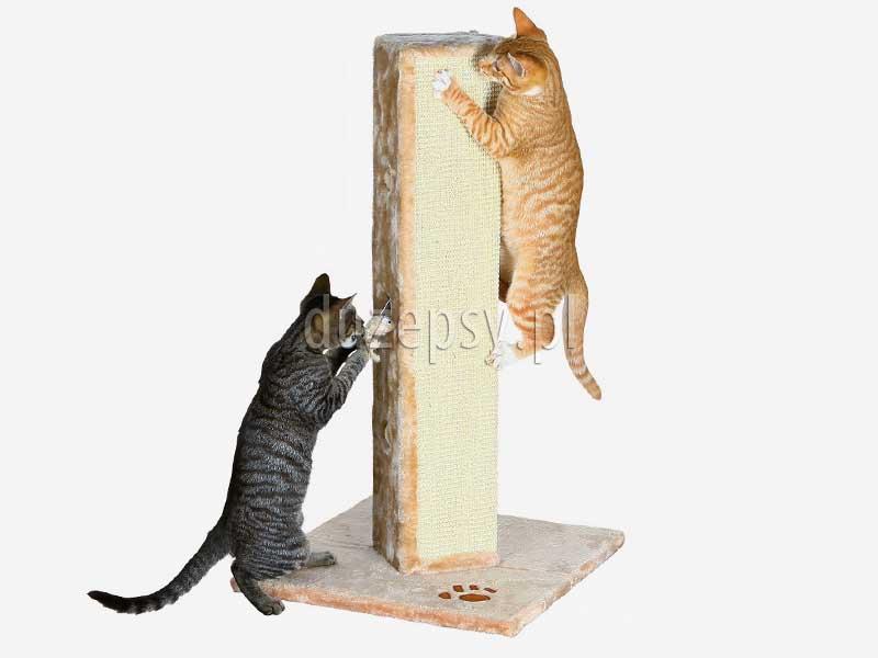 Drapak dla dużego kota SORIA Trixie. Drapaki dla dużych kotów. Drapak dla kota mainecoon. Drapak dla kota wysoki. Drapak dla dwóch kotów. Drapak dla kota sklep internetowy, drapaki dla kota z sizalu. Drapak dla kota tanio. Drapaki dla kotów, tanie drapaki dla kota, płaski drapak dla kota, drapak dla kota brytyjskiego, drapak dla kota duży, drapak dla kota sklep internetowy, akcesoria dla kotów sklep zoologiczny duzepsy.pl