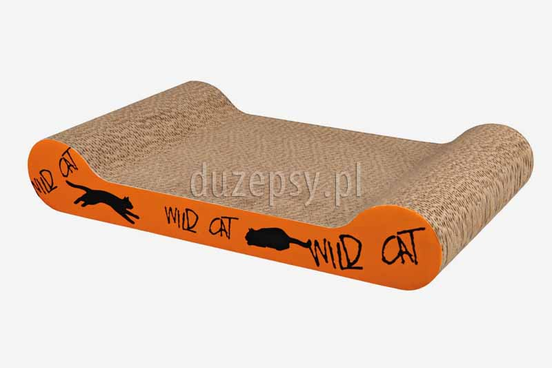 Drapak dla kota kartonowy, drapak dla kota leżący płaski WILD CAT Trixie, drapak dla kota fala, drapak dla kota tekturowy, drapak dla kota z tektury falistej, drapak dla kota tektura, drapak dla kota trixie, drapak z tektury dla kota. Drapaki dla kotów tanio. Tanie drapaki dla kota, drapaki dla kota sklep.