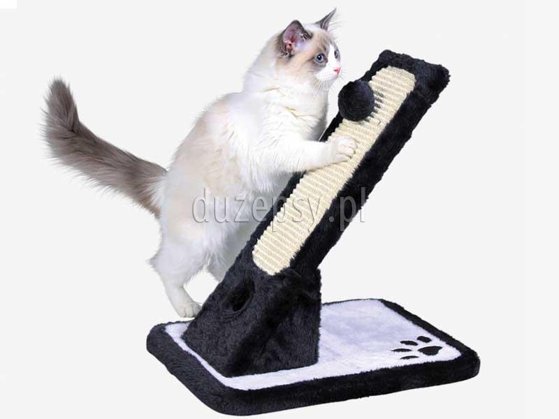 drapak dla kota słupek z zabawką; drapak dla kota sklep, drapak dla kota ragdoll, drapak dla kota trixie, elegancki drapak dla kota; drapak dla kota; drapak z sizalu; drapak dla kota słupek; tanie drapaki dla kotów; drapaki dla kotów; tani drapak dla kota; sklep zoologiczny dla kotów; hurtownia zoologiczna; duzepsy.pl; drapaki Trixie; akcesoria dla kotów