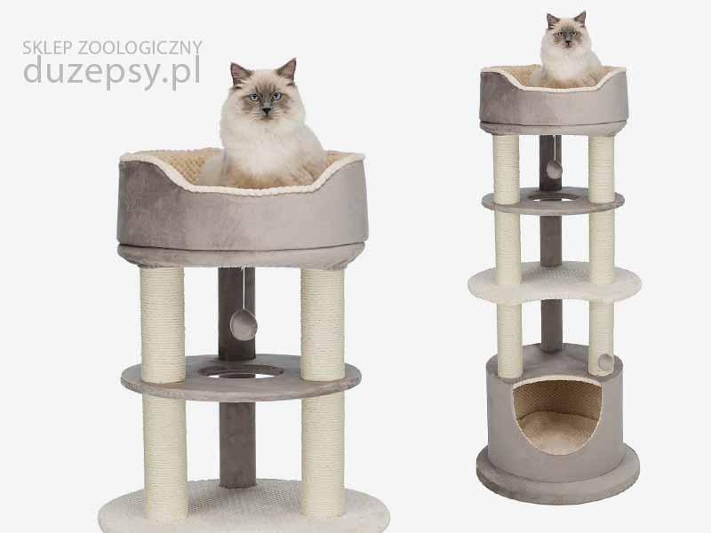 wysoki drapak dla kota; drapak dla kota z domkiem; drapaki dla kota Trixie; drapak dla kota szary; elegancki drapak dla kota; drapak dla kota sklep internetowy; drapaki z sizalu; drapak dla kota mainecoon; drapak dla kota brytyjskiego; drapak dla dwóch kotów; drapak dla kota ragdoll; drapaki dla kotów sklep online; drapaki dla kota sklep; sklep zoologiczny; duzepsy.pl