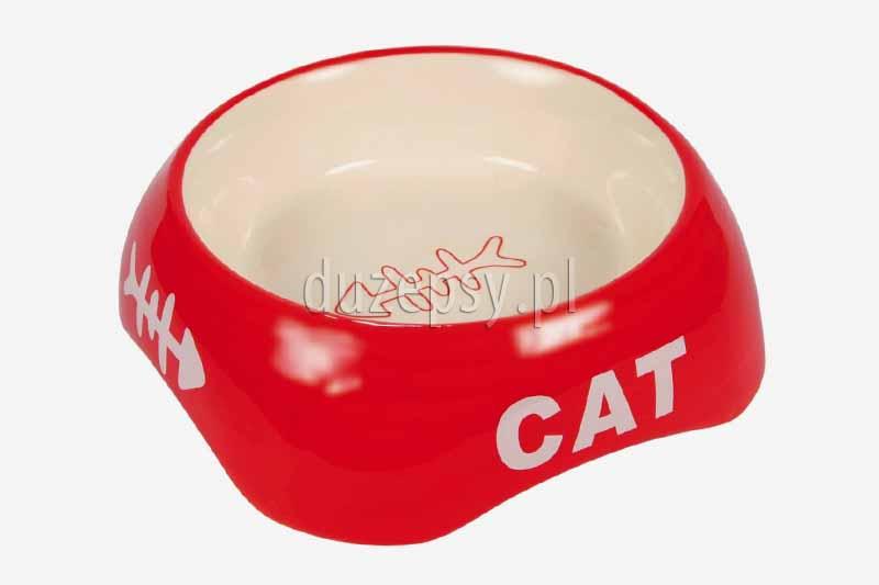 Miska ceramiczna dla kota biała Trixie ø 16 cm, miska ceramiczna dla kota Trixie; miski dla kota trixie; miska dla kota brytyjskiego; miski ceramiczne dla kota tanio; ładne miski dla kotów; miska dla kota czerwona; ekskluzywne akcesoria dla kotów; tanie miski dla kota; miski dla kotów zestaw; elegancka miska dla kota; miski dla kota sklep; sklep zoologiczny online; duzepsy.pl