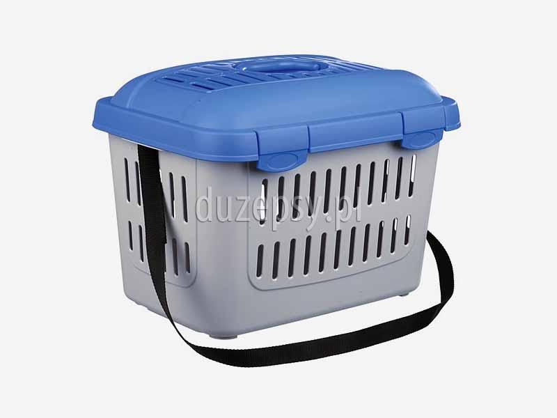 transporter dla kota Trixie CAPRI; transportery dla kota; transportery trixie; transportery dla małych zwierząt; plastikowy transporter dla kota, transportery dla kotów; transportery dla kota tanio; sklep zoologiczny internetowy; DuzePsy.pl