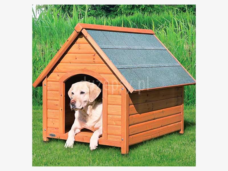 Buda drewniana dla dużego psa; tanie budy z drewna dla psów; budy dla psów; buda dla psa; tania buda dla psa; prosta buda dla psa; buda z drewna; ładna buda dla psa; buda dla psa do ogrodu; budka dla psa; sklep zoologiczny; duzepsy.pl