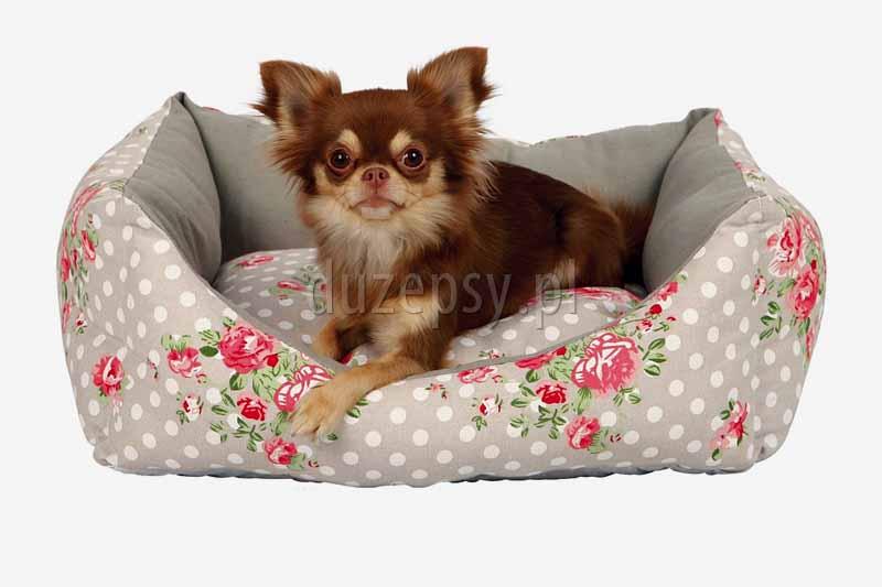 Legowisko dla małego psa w typie yorka shih tzu Trixie ROSE. Legowiska dla yorka, legowisko dla psa shih tzu, legowisko dla maltańczyka. Sofa dla yorka różowa. Legowisko dla małego pieska. Kanapa dla małego psa, legowisko dla psa trixie, legowiska dla psa sklep.