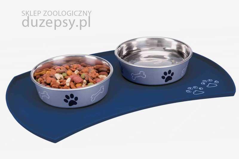 podkładka pod miski dla psa silikonowa, gumowa mata pod miski dla psa, podkładki pod miski dla psów, mata pod miske dla psa, miski i akcesoria dla psa, mata pod miski silikonowa