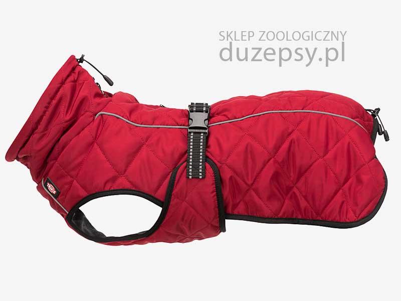 ubranko zimowe dla psa, kurtka zimowa dla psa; ubranka dla psów Trixie; ciepła kurtka dla psa; ubranko dla psa 30 cm; ciepła kurtka dla psa; ubranko dla psa na zimę; ciepłe ubranko dla psa; kurtki zimowe dla psów; ubranko dla psa 50 cm; ubranko dla psa 60 cm; ubranko dla psa 40 cm, ubranka dla psów sklep; DuzePsy.pl