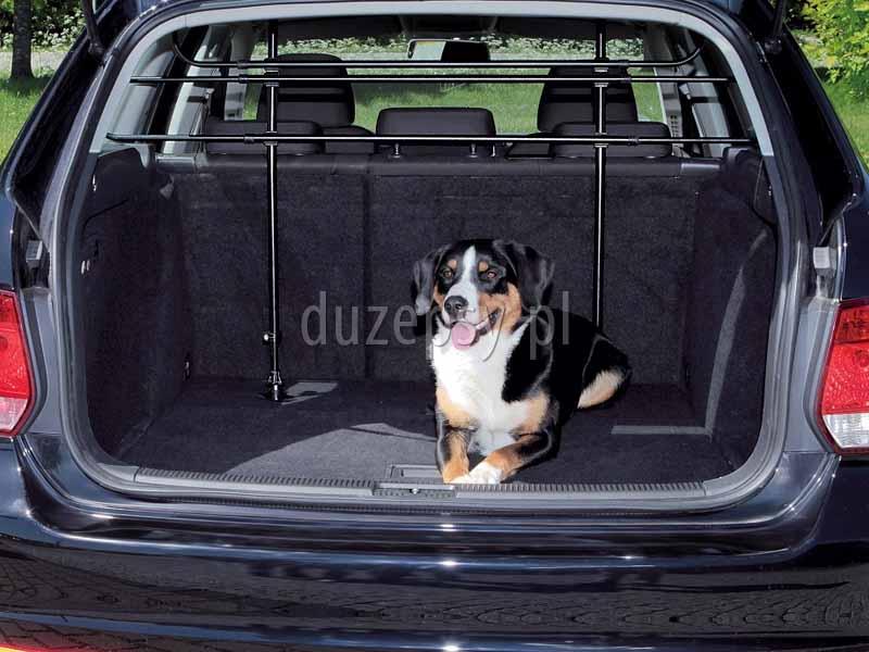 kratka samochodowa do bagażnika dla psa Trixie, kratka do bagażnika sklep, kratki samochodowe sklep, przegroda do samochodu kratka do bagażnika dla psa regulowana, przegroda dla psa do samochodu, kratka do bagażnika, kratka do samochodu kombi, przegroda do samochodu citroen; kratki samochodowe bydgoszcz, sklep zoologiczny; DuzePsy.pl;