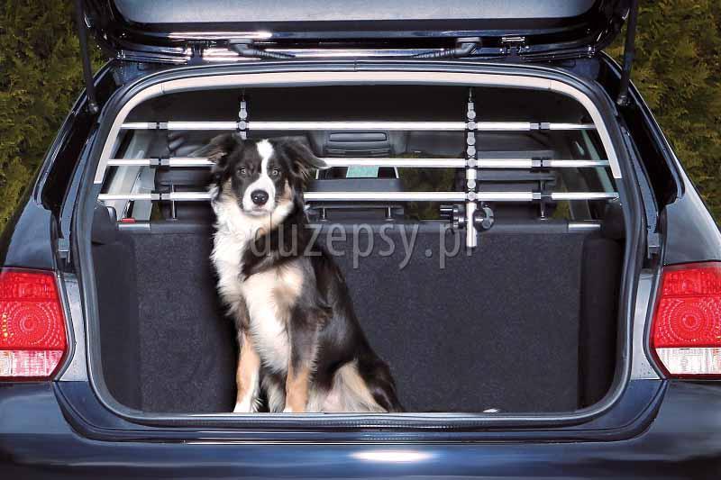 Przegroda dla psa do samochodu aluminiowa kratka do bagażnika regulowana, kratka samochodowa do bagażnika dla psa Trixie, kratka do bagażnika sklep, kratki samochodowe sklep, przegroda do samochodu kratka do bagażnika dla psa regulowana, przegroda dla psa do samochodu, kratka do bagażnika, kratka do samochodu kombi, przegroda do samochodu citroen; kratki samochodowe bydgoszcz, sklep zoologiczny; DuzePsy.pl