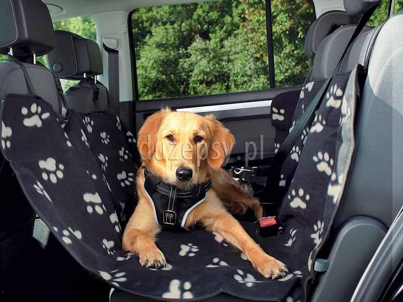 mata ochronna do samochodu dla psa; mata samochodowa dla psa; mata do samochodu dla psa; mata ochronna na siedzenia samochodu; trixie mata samochodowa dla psa; sklep zoologiczny; hurtownia zoologiczna; artykuły dla psów; akcesoria dla psów; pies; psy; DuzePsy.pl; mata ochronna na tylne siedzenia samochodu; mata do samochodu do przewozu psów