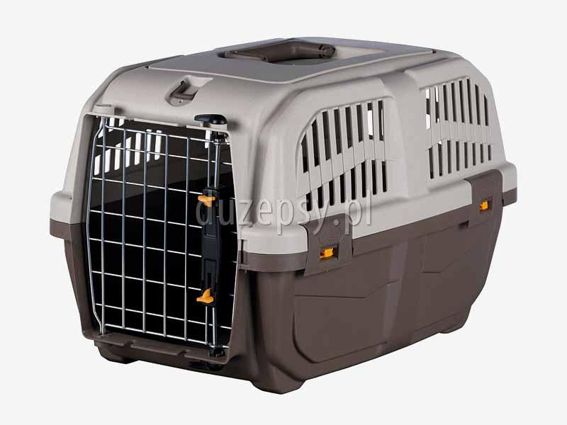 transporter dla małego psa IATA Skudo 1; transporter dla psa plastikowy; transporter dla psa sklep; transporter dla psa iata; transporter dla psa lotniczy; transporter dla psa z atestem; transporter dla psa yorka; transporter dla małych zwierząt; transporter dla psa shih tzu; duzepsy.pl