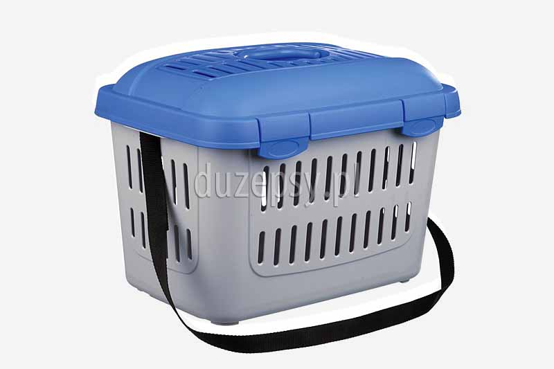 transporter dla małego psa; transporter plastikowy dla psa, transportery plastikowe dla psów, transporter dla kota; transporter MIDI CAPRI; transportery dla małych zwięrząt; transporter dla kotów; transportery dla małego psa; sklep zoologiczny internetowy; DuzePsy.pl
